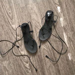 Women Madewell Gladiator Sandals On Poshmark